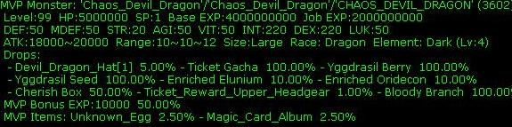 [NEW] MVP Custom Guild Dungeon Mvpchaosdevildragona